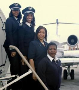 AA flight crew